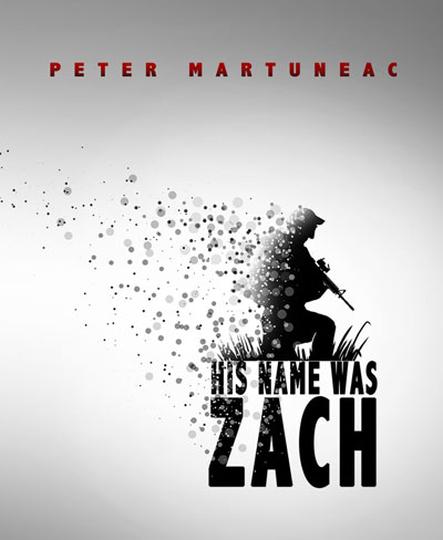 His Name Was Zach Book Cover