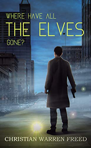 Where Have all the elves gone? cover